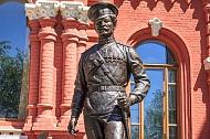 Кадеты-казаки в Березовской станице