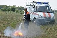 На страже противопожарной безопасности